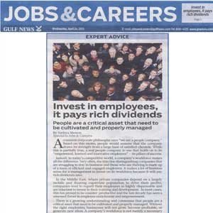 Invest in Employees… It Pays