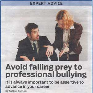 Be Assertive to Advance in your Career