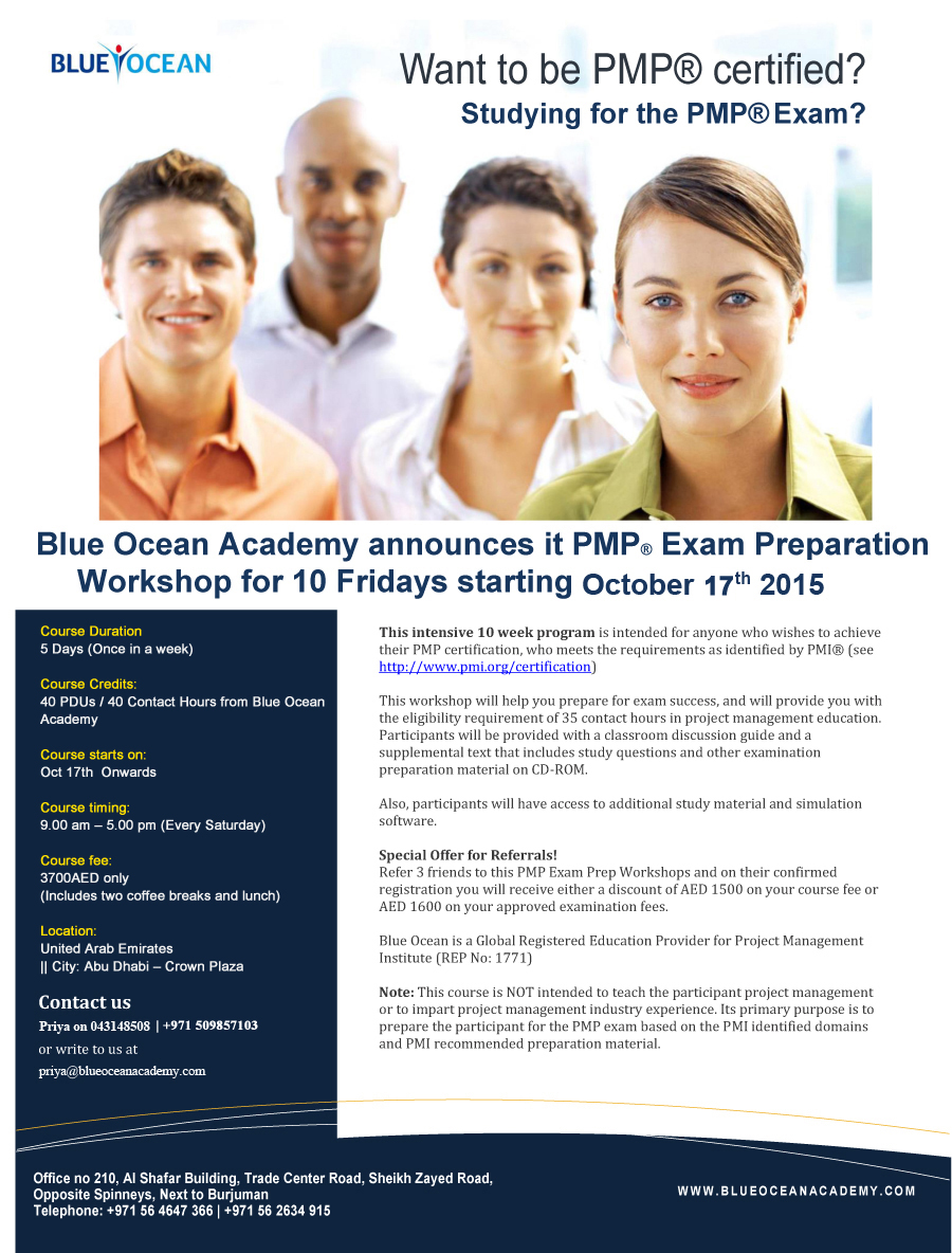 Want To Be PMP Certified