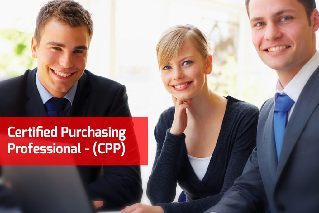 How To Become A Certified Purchasing Professional Blue Ocean