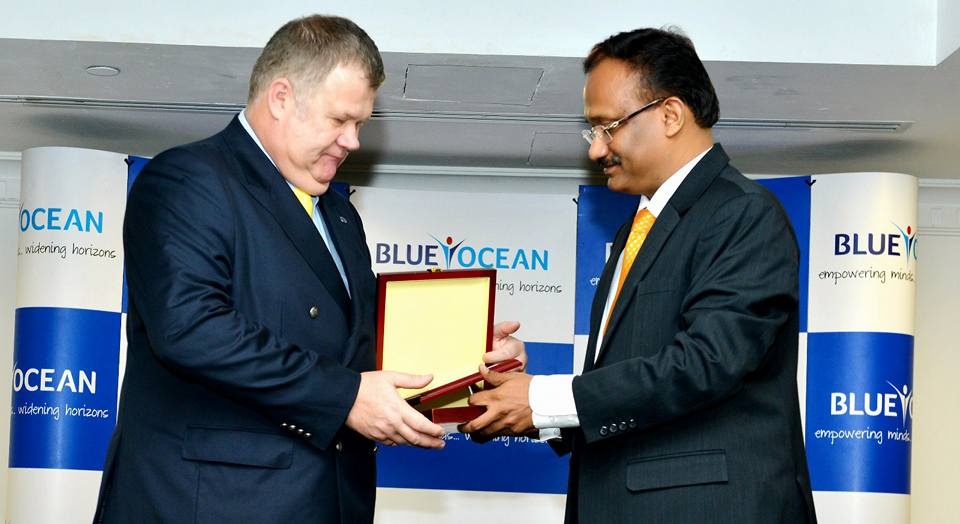 Blue Ocean Partners With CIPS