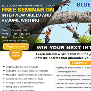 Free Seminar On Interview Skills And Resume Writing