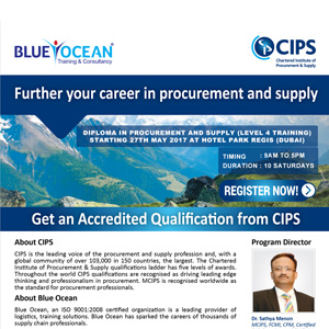 Get An Accredited Qualification From  CIPS