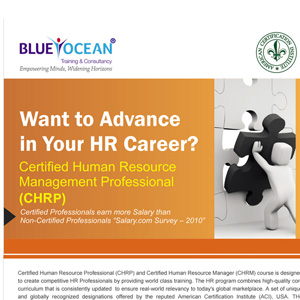Want To Advance in Your HR Career?