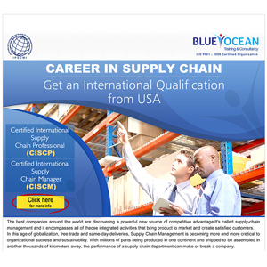 Supply Chain Professional seeking to enhance the knowledge and expertise