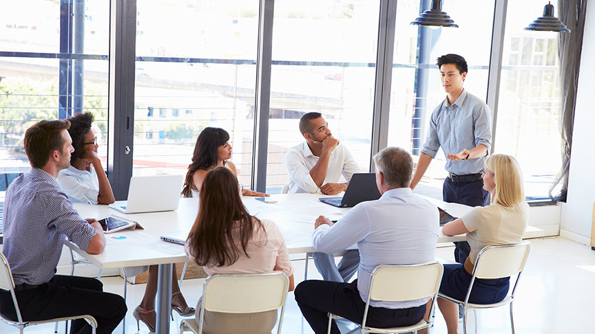 Become A Human Resource Professional With Short Term Hr Management