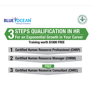 3 STEPS QUALIFICATION IN HR