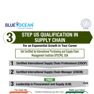 3 Step Us Qualification In Supply Chain