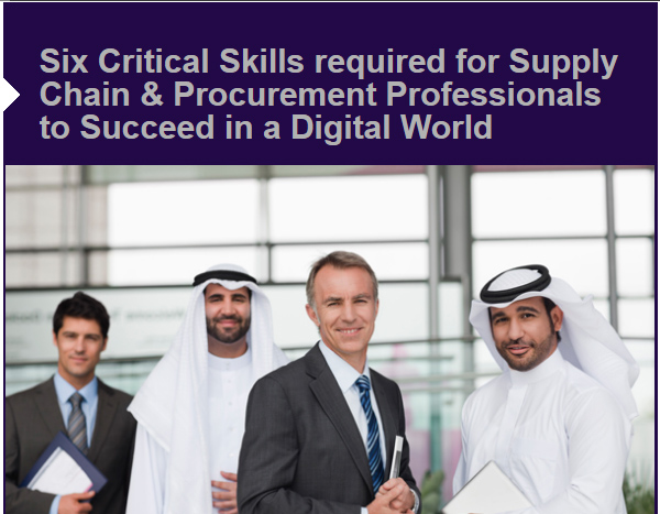 Six Critical Skills required for Supply Chain & Procurement
