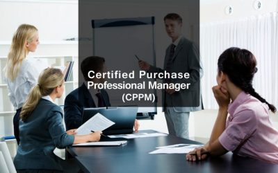 On Becoming a Certified Professional Purchasing Manager