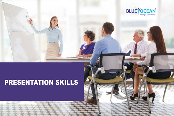 presentation skills training in dubai blue ocean academy