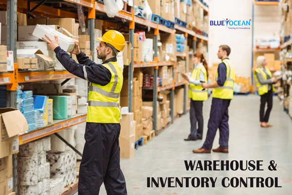 Certified International Warehouse and Inventory Manager