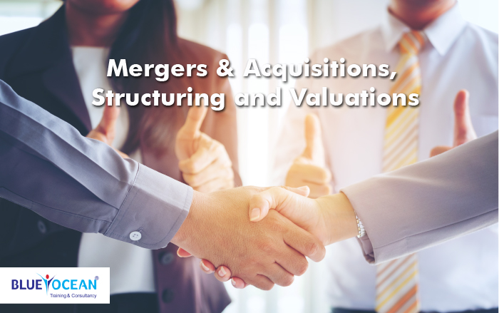 Mergers and acquisitions training course