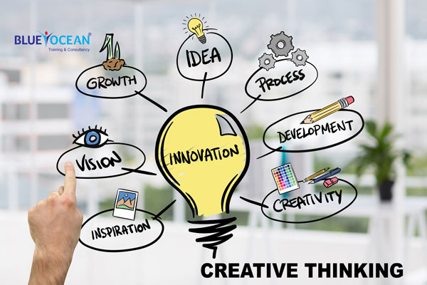 Why creative thinking is important at workplace