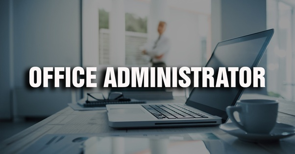 Office administrator training