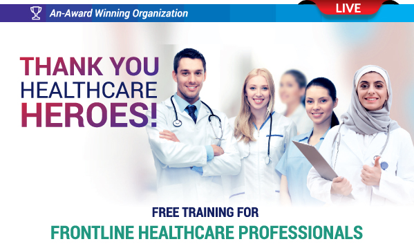 Free Training for Healthcare Professionals