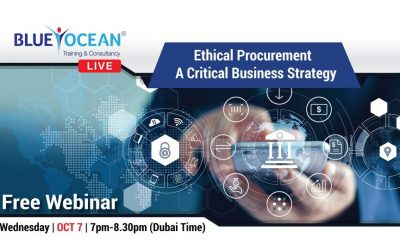Ethical Procurement – A Critical Business Strategy