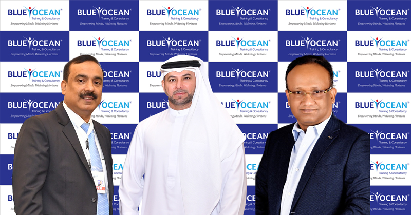 Blue Ocean Academy Becomes the UAE's First Corporate Training Enterprise to Achieve Superbrands Status
